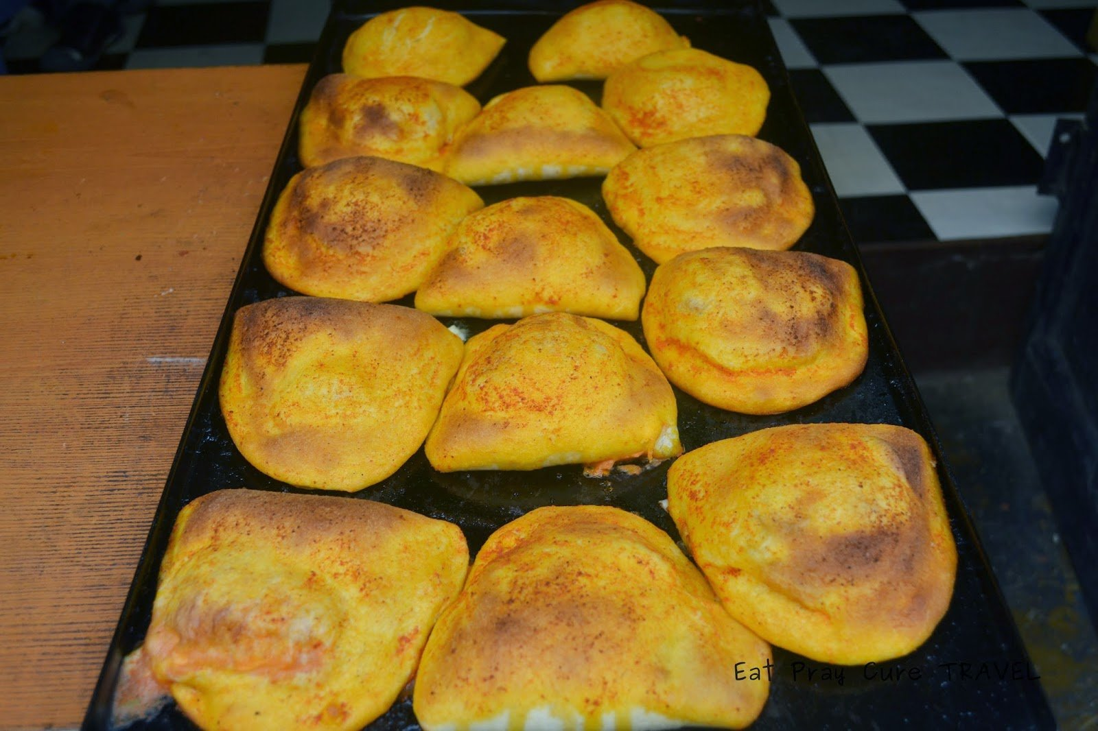 Jawitas - Cheese pastries from the Yungas